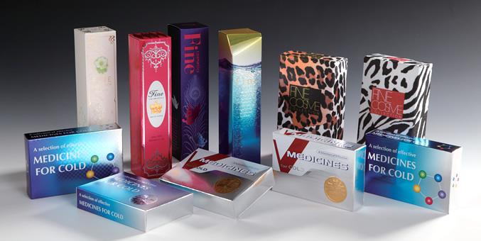 デコラティブカートン:印刷・加工技術で高い意匠性を創造 ...